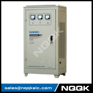 DJW-WB 50KVA / 60KVA Micro-controlled Non-contact Compensation 1Phase Series voltage regulator stabilizer