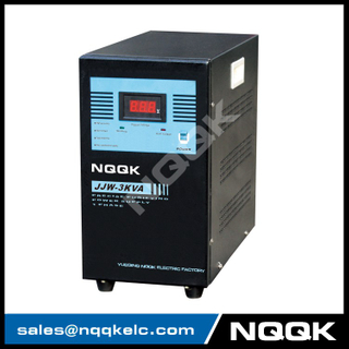 JJW 2KVA / 3KVA Precision Purified 1Phase Series Voltage Stabilizer Regulator