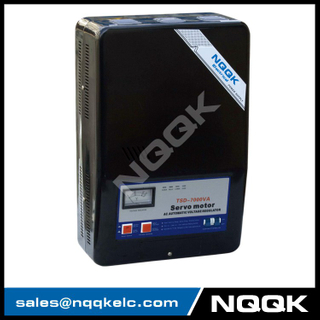 TSD 7.5KVA Hanging Type 1Phase Series Voltage Regulator Voltage Stabilizer