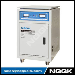 SVC 45KVA / 60KVA Servo Type 1Phase Series Voltage Regulator Voltage Stabilizer