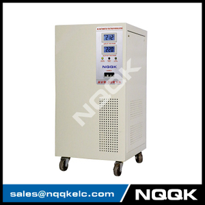 AVR 30KVA Servo Type 1Phase Series Voltage Regulator Voltage Stabilizer