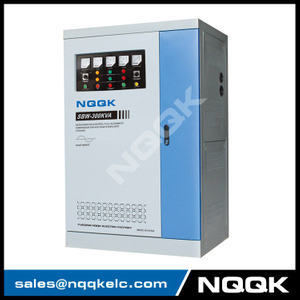 SBW 400KVA / 450KVA Full-Automatic Compensated 3Phase Series voltage stabilizer regulator