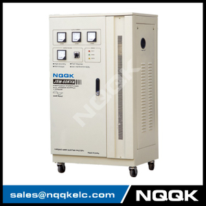 JSW 50KVA Precision Purified 3Phase Series Voltage Stabilizer Regulator