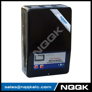 TSD 10KVA Hanging Type 1Phase Series Voltage Regulator Voltage Stabilizer