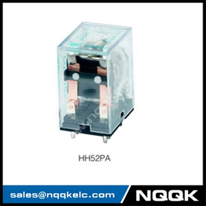 HH5 2P 3P 4P 7A SPST NO SPDT 110VDC 240VAC PCB Relay