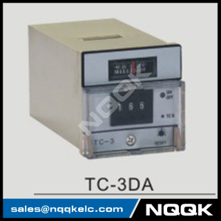 TC-3DA 72mm adjustion Digital Industrial Temperature Controller for plastic rubber packing machinery