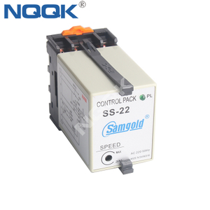 SS-22 6W 180W Small 1 Phase 220V Geared Motor Speed Controller