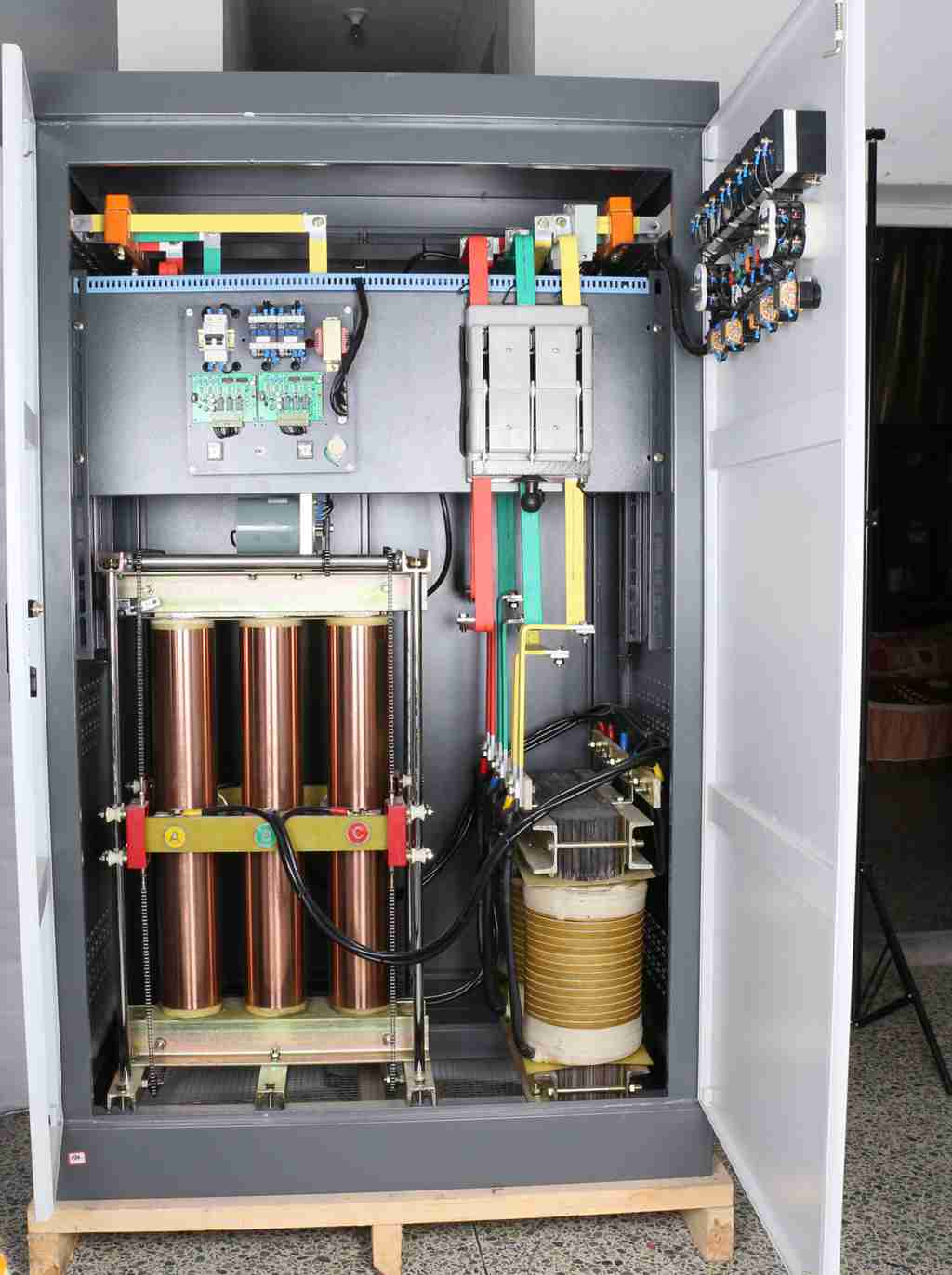 Pressure regulator voltage stabilizer information