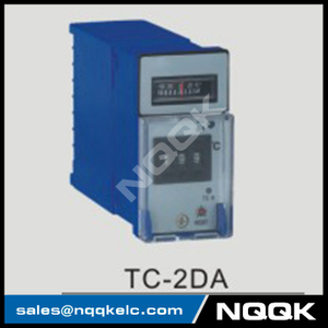 TC-2DA 48mm adjustion Digital Industrial Temperature Controller for plastic rubber packing machinery