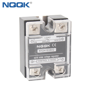Voltage Type Single - Phase Voltage Regulator Solid State Relay
