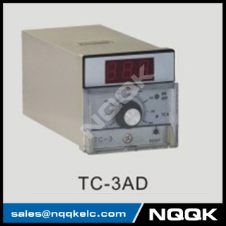 TC-3AD 72mm adjustion Digital Industrial Temperature Controller for plastic rubber packing machinery