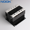 H-150 150x100x80mm 150mm three phase Solid State Relay heatsink heat sink