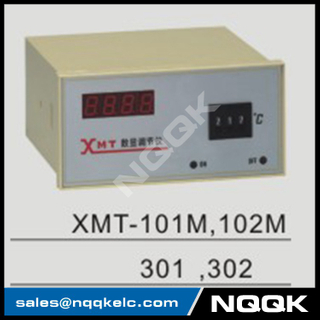 XMT-101M thermocouple RTD voltage resistance current silicon time adjusting Industrial digital Temperature Controller