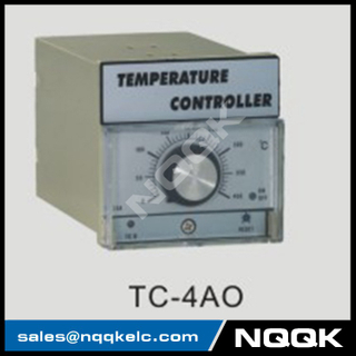 TC-4AO 96mm adjustion Digital Industrial Temperature Controller for plastic rubber packing machinery