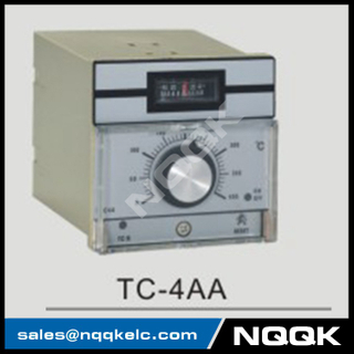 TC-4AA 96mm adjustion Digital Industrial Temperature Controller for plastic rubber packing machinery
