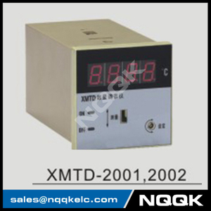 XMTD-2001M thermocouple RTD voltage resistance current silicon time adjusting Industrial digital Temperature Controller