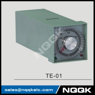 TE-01 electronic indication adjuster thermocouple heat resistance Temperature Controller