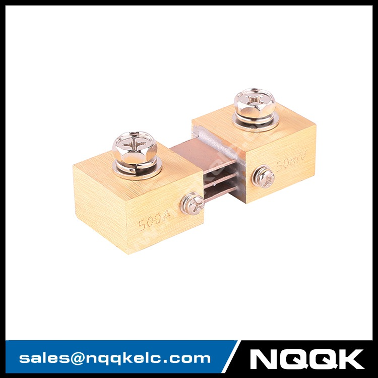500A 50mV DC Electric current Shunt Resistors sales to Philippines