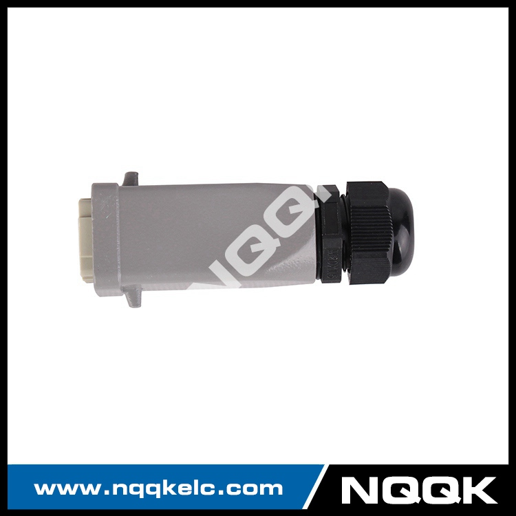 HA series 3pin heavy duty power connector