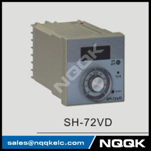 SH-72VD 72mm adjustion Digital Industrial Temperature Controller