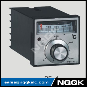 PF-4 72mm K J relay SSR Industrial pointer Rotation adjustment Temperature Controller for plastic rubber