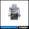 H3A-MTGVB 3 pin 4 pin waterproof Flame retardant metal housing of heavy duty connector
