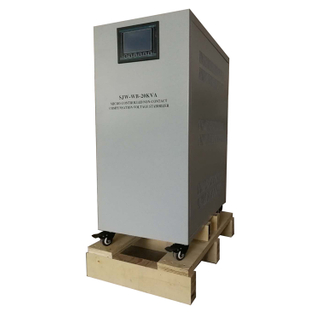 JSW 20KVA / 30KVA Precision Purified 3Phase Series Voltage Stabilizer Regulator