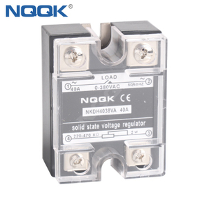 2W 380VAC 40A Solid State Relay SSR Voltage Regulator