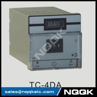 TC-4DA 96mm adjustion Digital Industrial Temperature Controller for plastic rubber packing machinery