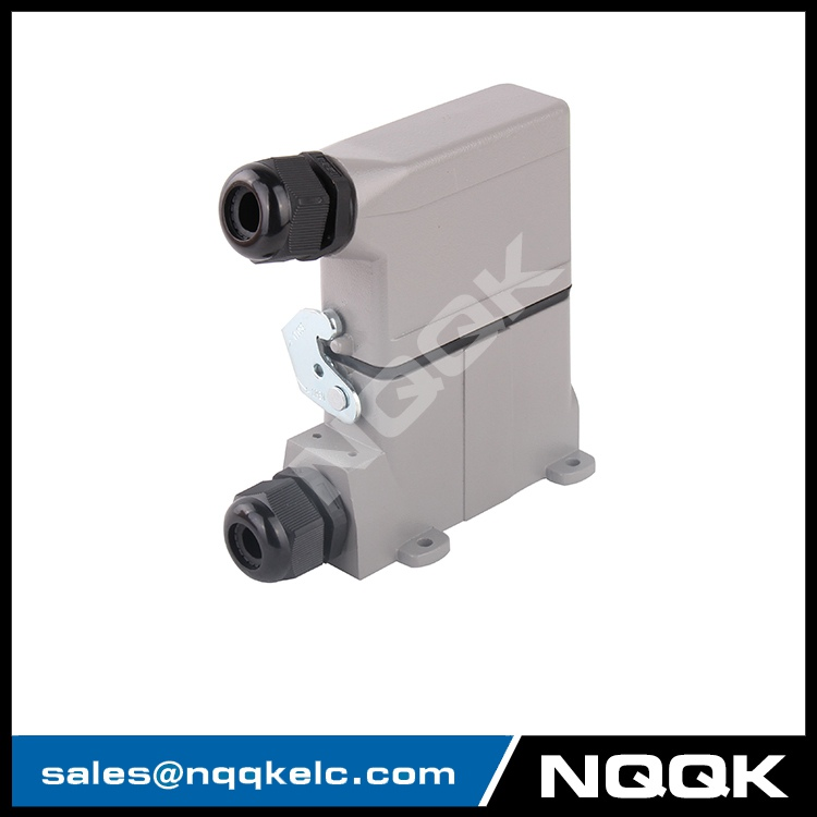 HA series 16pin rectangle heavy duty power connector